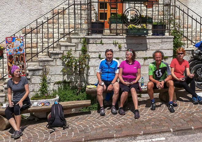 Pfingsttreffen in Caldonazzo